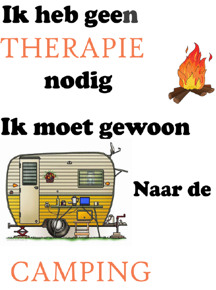 T-Shirts - Therapie Camping
