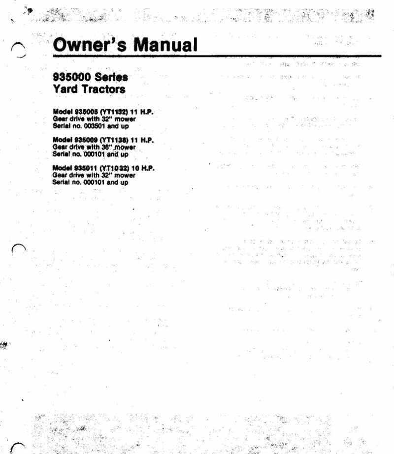 Ariens-935000-yard-tractor-owners-manual-1984