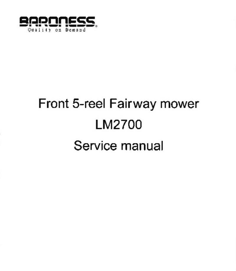 Baroness-LM-2700-Service-Manual