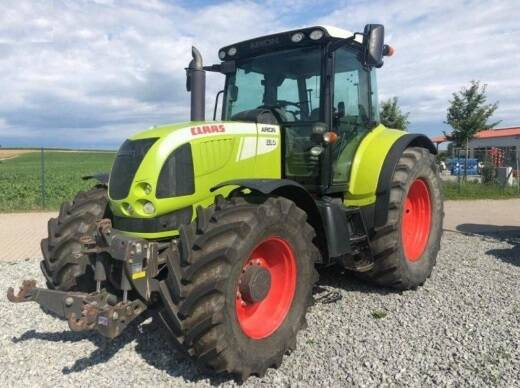 321 Claas Arion 630 to 610 C Tractor Service Repair Manual