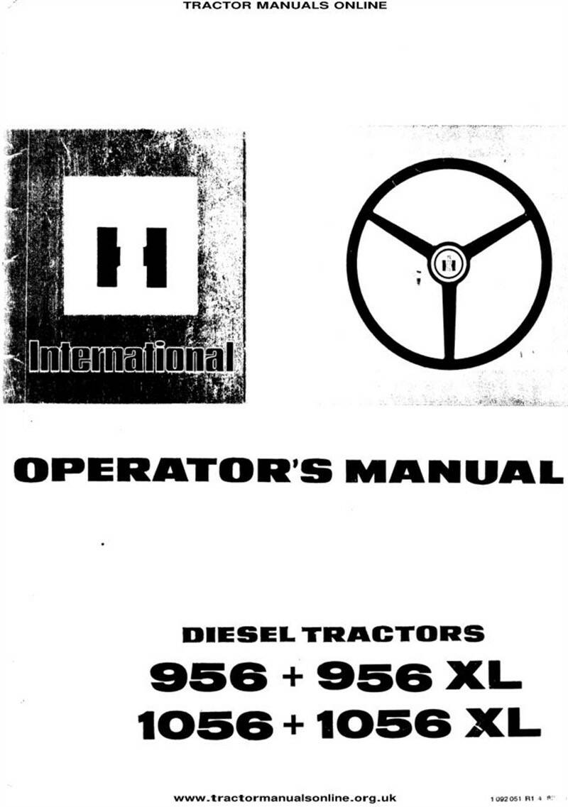 Case IH 956 to 1056 FULL SET Workshop, Opps, Service, and Parts Manuals Manual