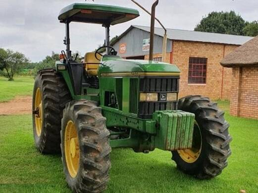 JD01 tm1552 John Deere 7200 and 7400 2WD or MFWD Tractors Diagnosis and Tests Technical Manual SD