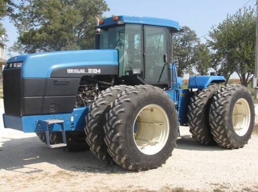 NHTR New Holland 84 Series – 9184 , 9384 , 9484 , 9684 , 9884 Tractor Service Repair Manual SD