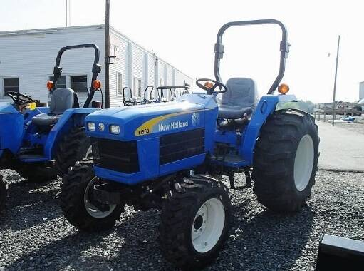 NHTR New Holland T1530 Tractor Service Repair Manual SD