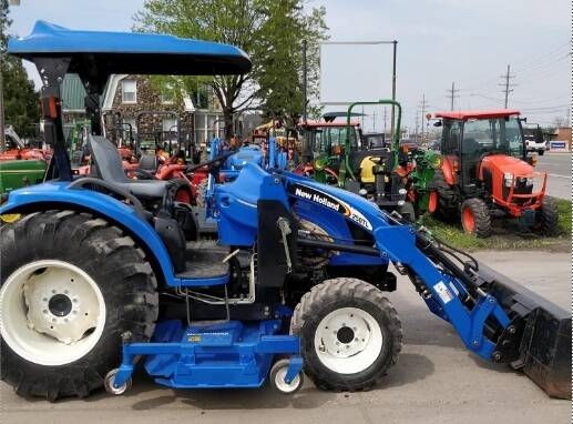NHTR New Holland T2310, T2320, T2330 Tractor Service Repair Manual SD