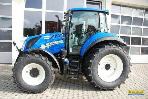 NHTR New Holland T5.100 Electro Command, T5.110 Electro Command, T5.120 Electro Command Tractors Service Manual (48038307) SD