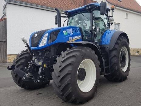 NHTR New Holland T7.290 AutoCommand, T7.315 AutoCommand Stage IV Tractors Service Repair Manual l SD