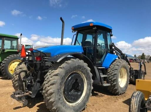 NHTR New Holland TV6070 Tractor Service Repair Manual SD