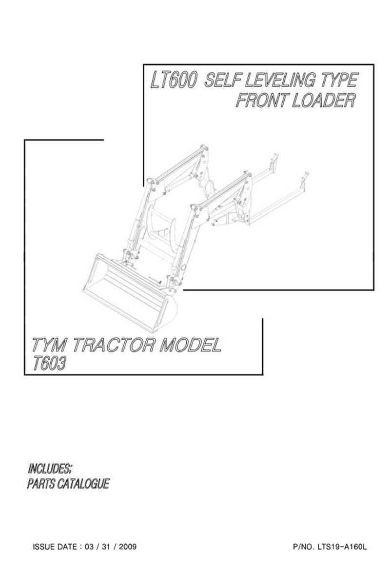 TYM-T603-LT600-Self-Leveling-and-Parts-Catalogue