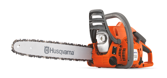 Husqvarna 120 Mark 2 Kettingzaag (Hobby)