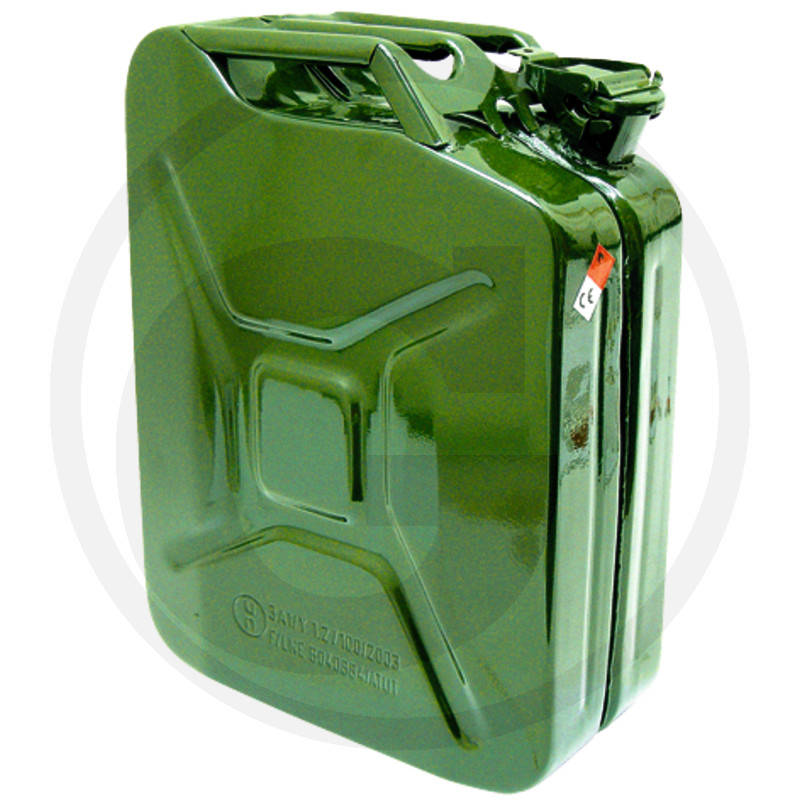 Jerry Can Ijzer
