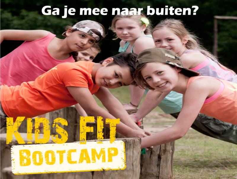 Social Deal Actie - Kids FIT Bootcamp Skillz Academy
