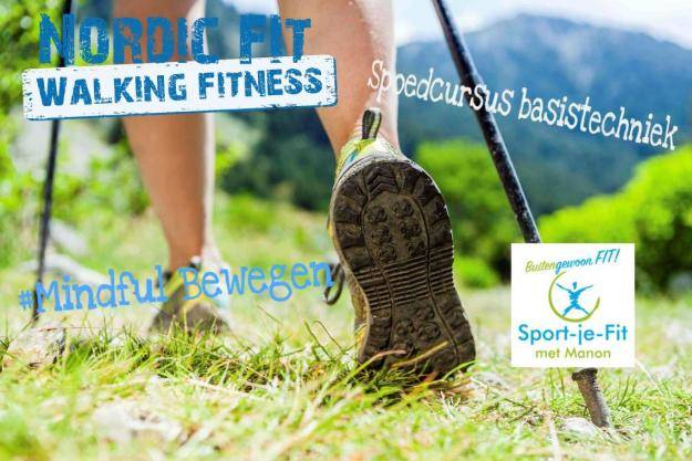 Basiscursus Nordic walking
