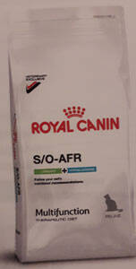 Royal Canin Kat Multifunction S/O-AFR Urinary-Hypoallergenic