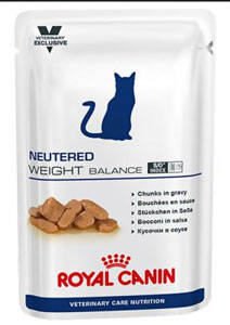 Royal Canin VCN Kat Neutered Weight Balance - Natte voeding