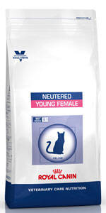 Royal Canin VCN Kat Neutered Young Female