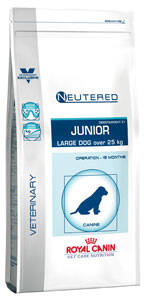 Royal Canin VCN Hond Junior Neutered Large Dog Digest & Weight