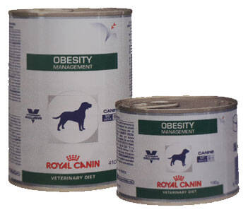 Royal Canin  VDIET Hond Obesity - Natte voeding