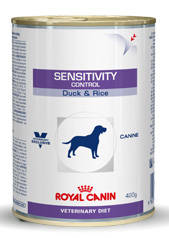 Royal Canin VDIET Hond Sensitivity Control Duck & Rice - Natte voeding