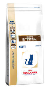 Royal Canin VDIET Kat Gastro Intestinal