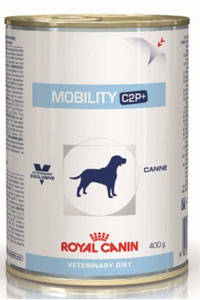 Royal Canin VDIET Hond Mobility C2P+ - Natte voeding