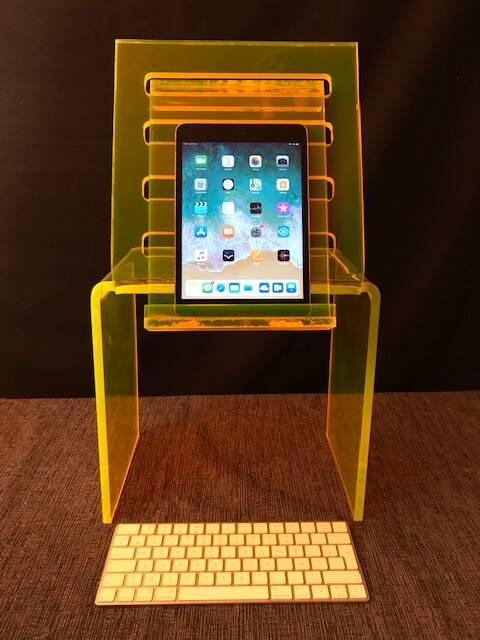 Scan stand DELUXE Max