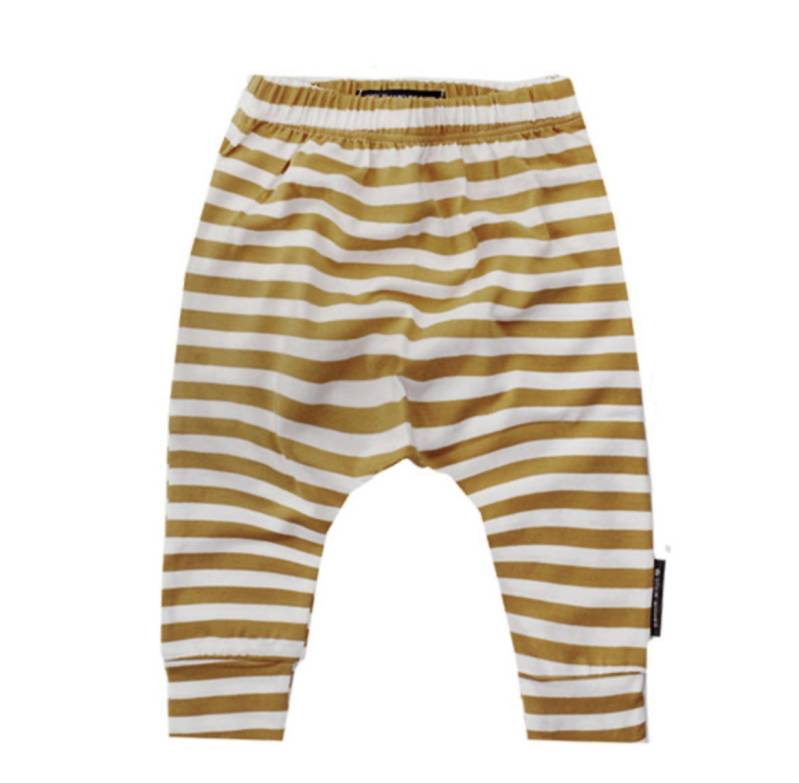 OCHRE STRIPES | BAGGY | Yourwishes