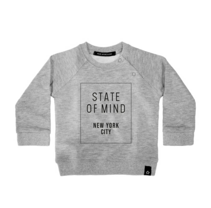STATE OF MIND   SWEATER   Yourwishes