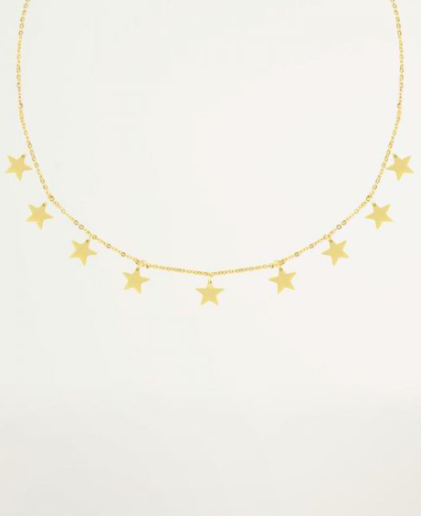 Meet Me Under The Stars Necklace
