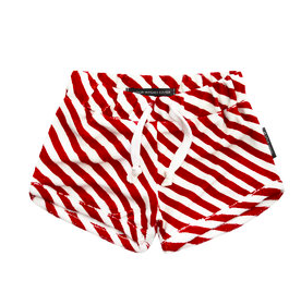 RED STRIPES | SHORTS