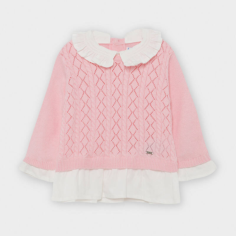 PULL MAYORAL ROZE REF 2358