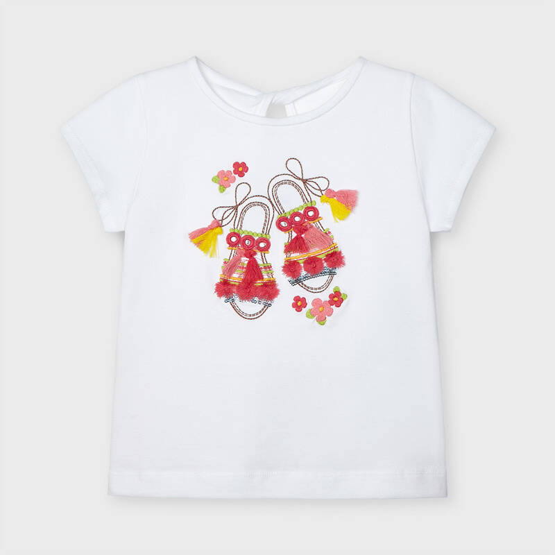 T SHIRT SLIPPERS MAYORAL REF 3014