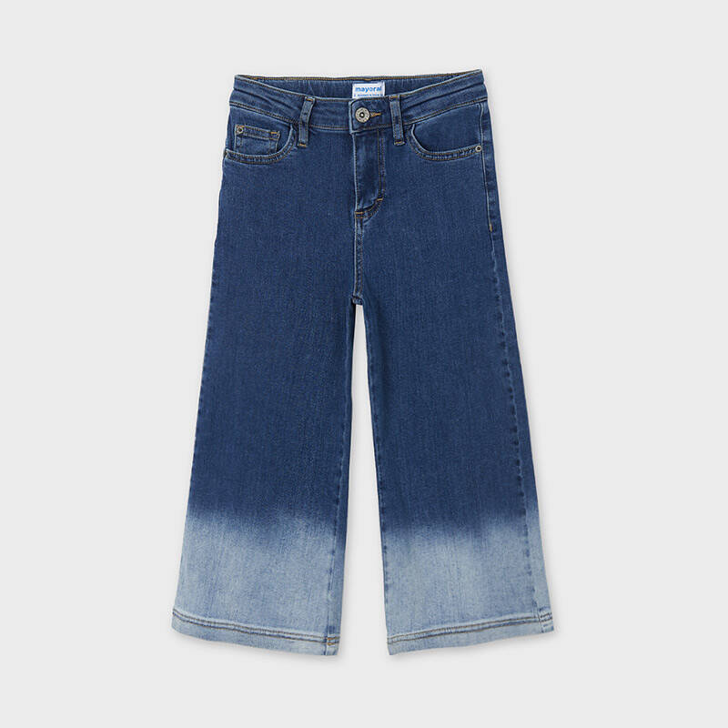 JEANS WIDE DIP DYE MAYORAL JUNIOR REF.6542