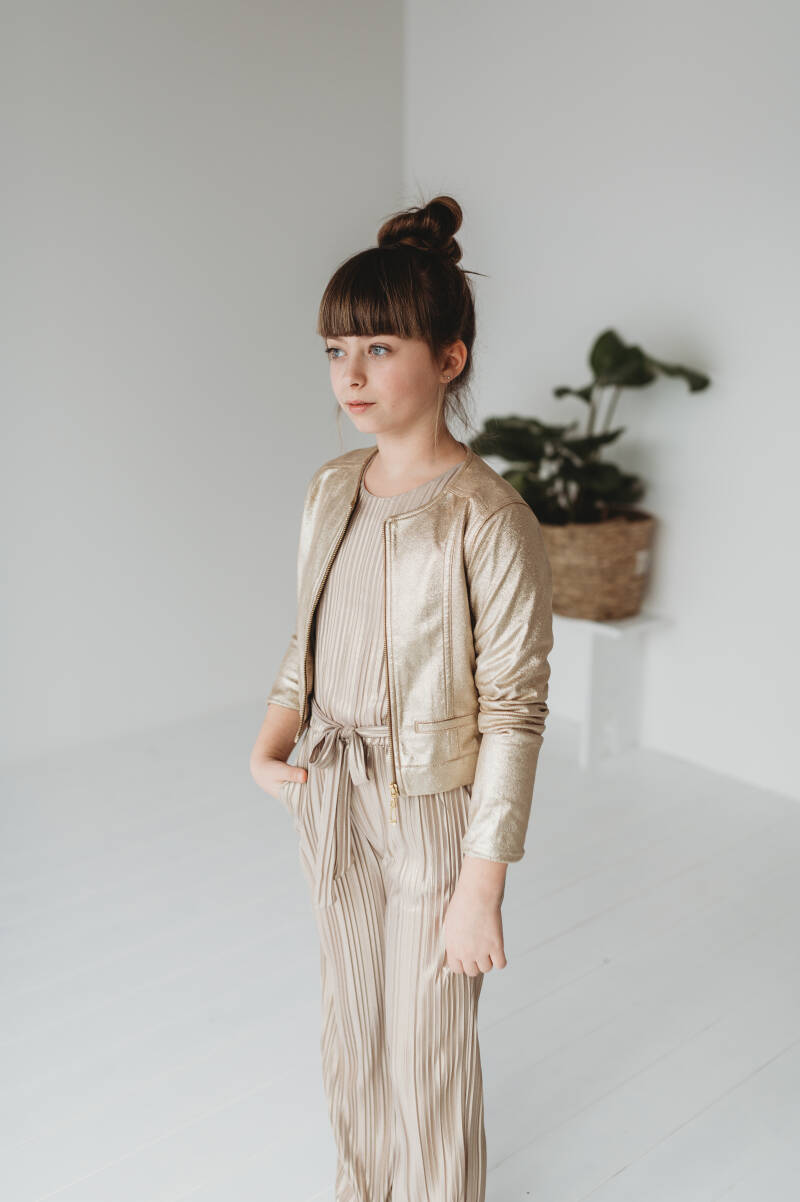 JUMPSUIT GOLD NOALI