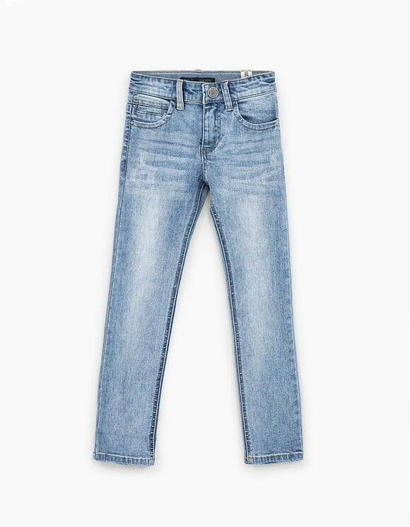 JEANS STONE WASHED IKKS REF XS29053