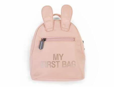 MY FIRST BAG PINK