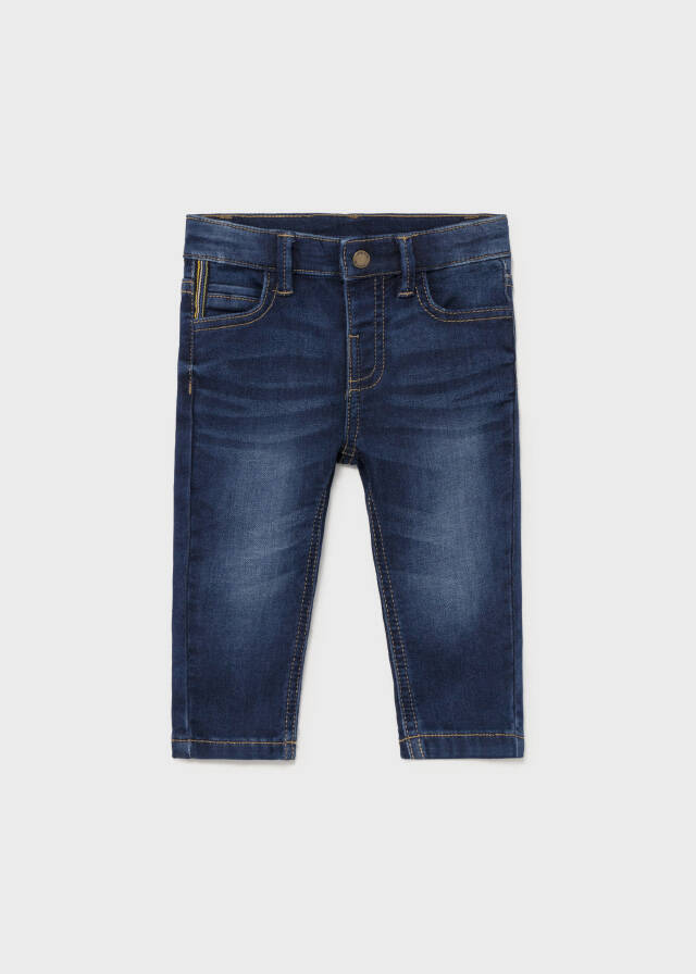 JEANS STRETCH BLUE WASHED MAYORAL REF 2532