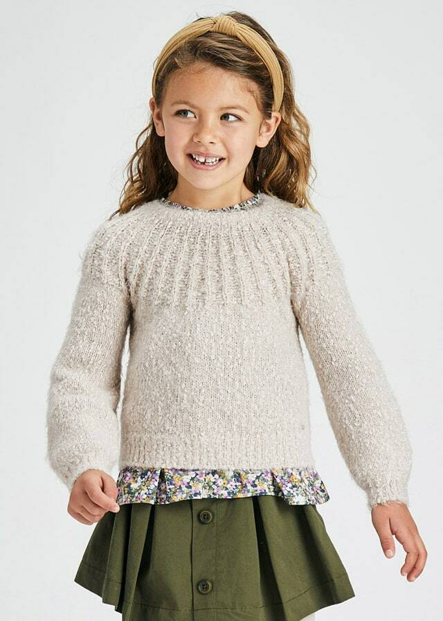 PULL TRICOT MASTIC 31  MAYORAL REF 4372