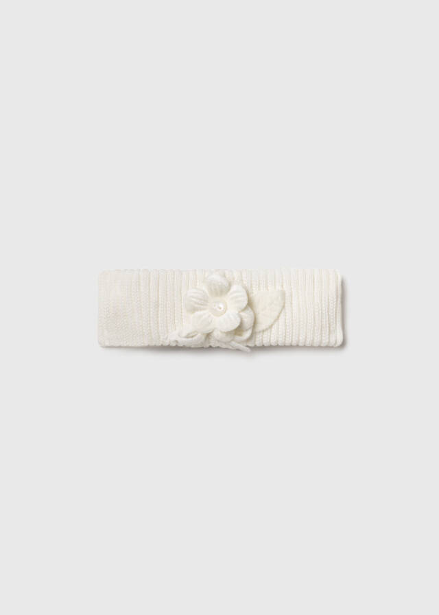 HAARBAND MAYORAL OFF WHITE REF 9441