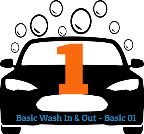 Basic Wash In & Out - Basic 01