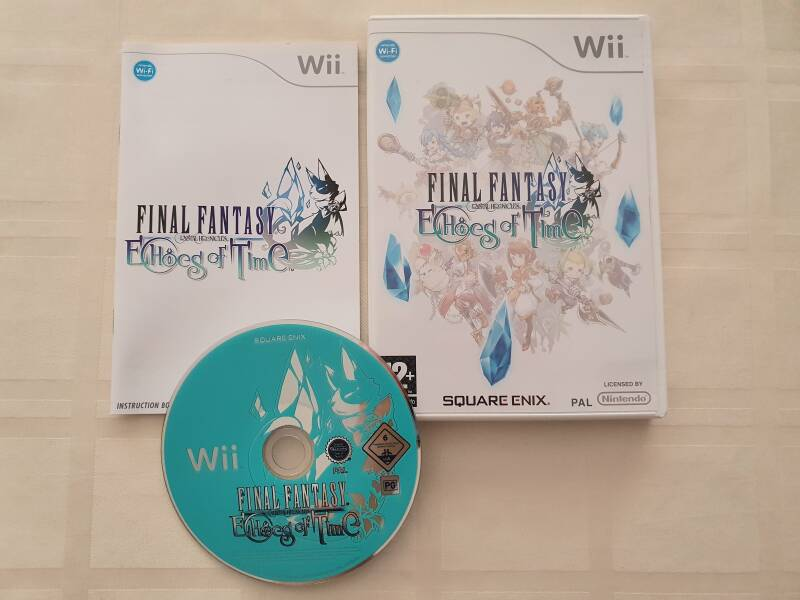 Final Fantasy Echoes of time