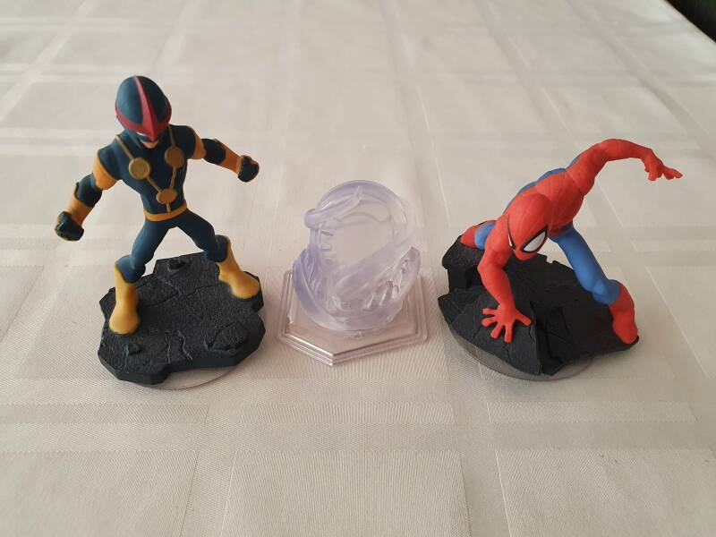 Spiderman Playset