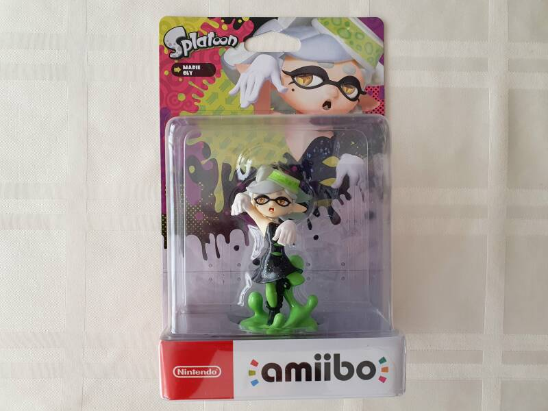 Splatoon Marie in doos