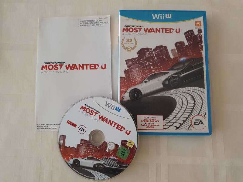 Most wanted u