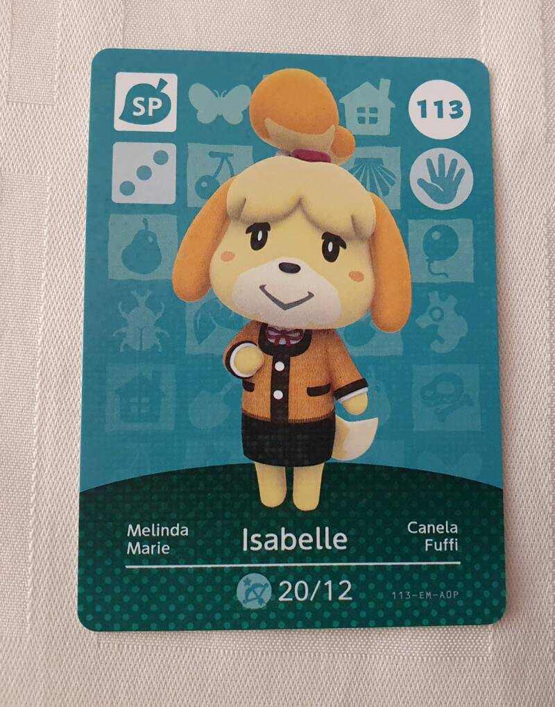 Isabelle 113