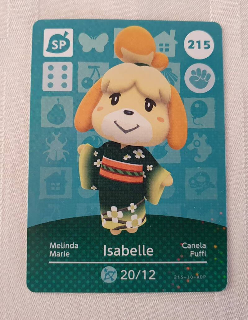 Isabelle 215