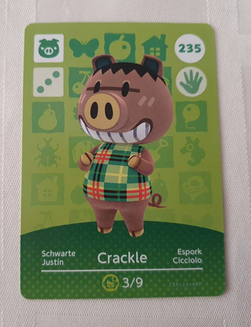 Crackle 235