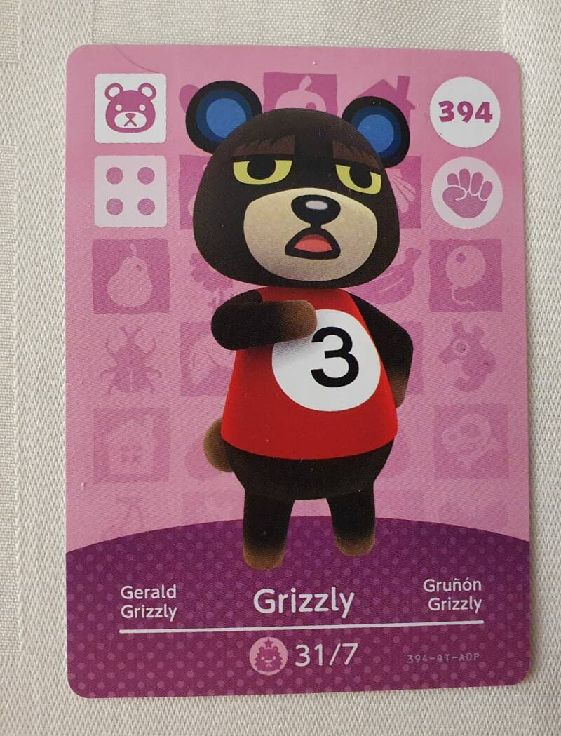 Grizzly 394