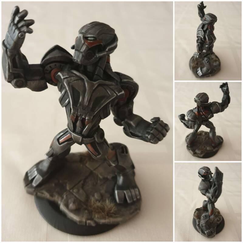 Ultron painted