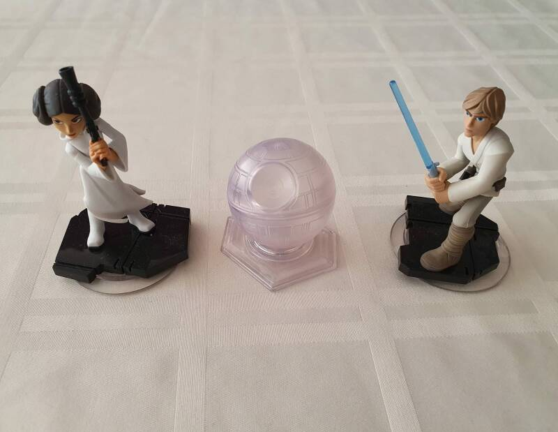 Rise against the empire playset